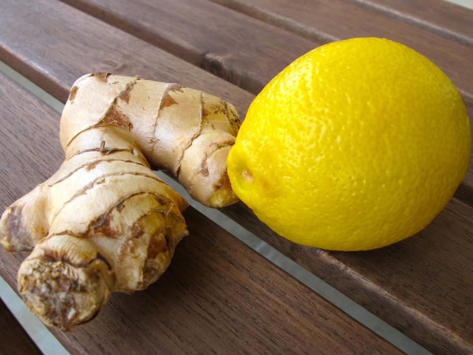 лимон с имбирем при простатите
