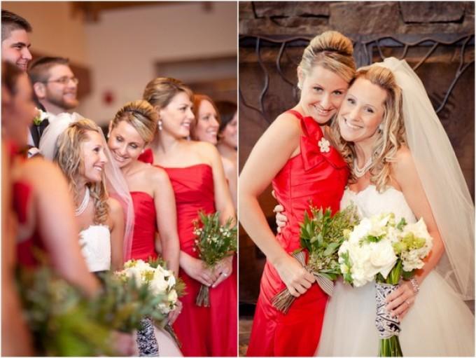 Поздравление с днем свадьбы от сестры