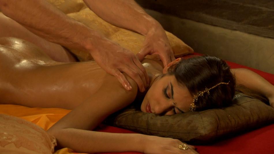 Возбуждающий массаж для женщины своими руками