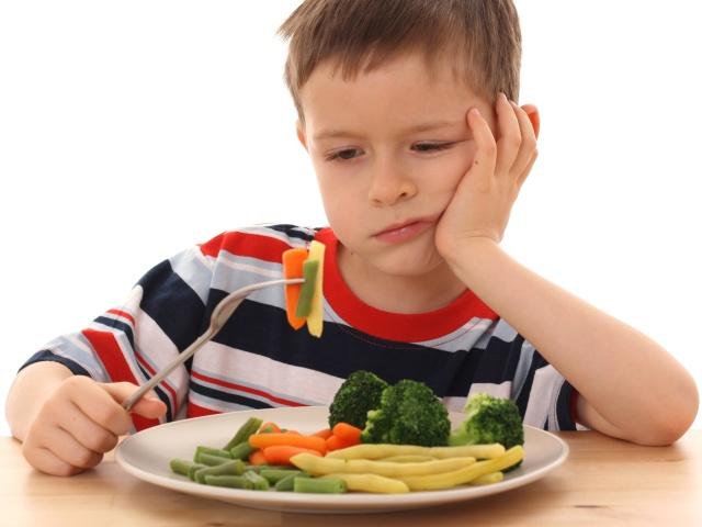 Плохой аппетит ребенок