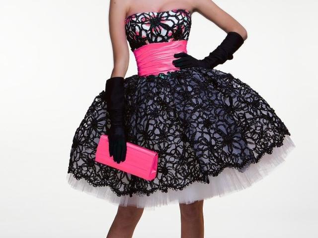 Платье своими руками в обтяжку