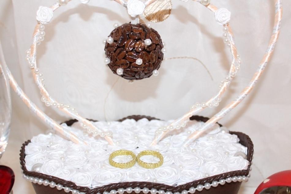 Топиарий своими руками свадебный
