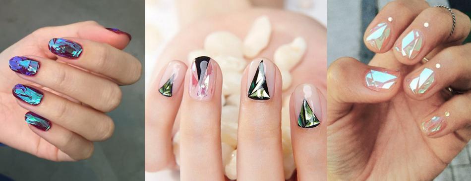 Дизайн ногтей лето 2017 новинки на короткие ногти