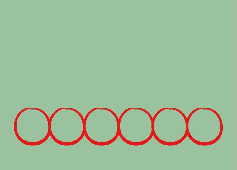 Как нарисовать лежащего щенка: шаг 1