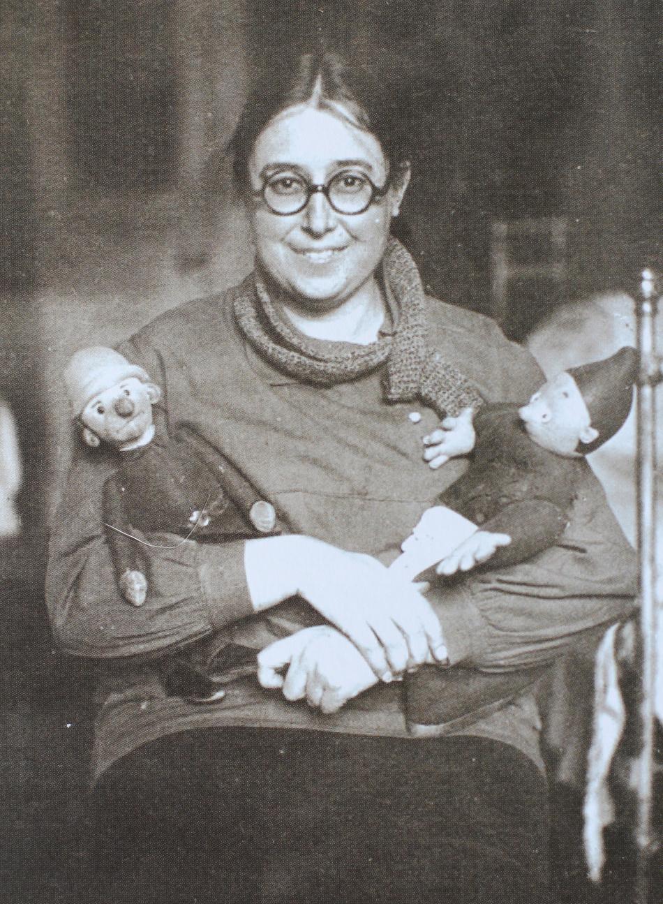 Маргарет штайфф