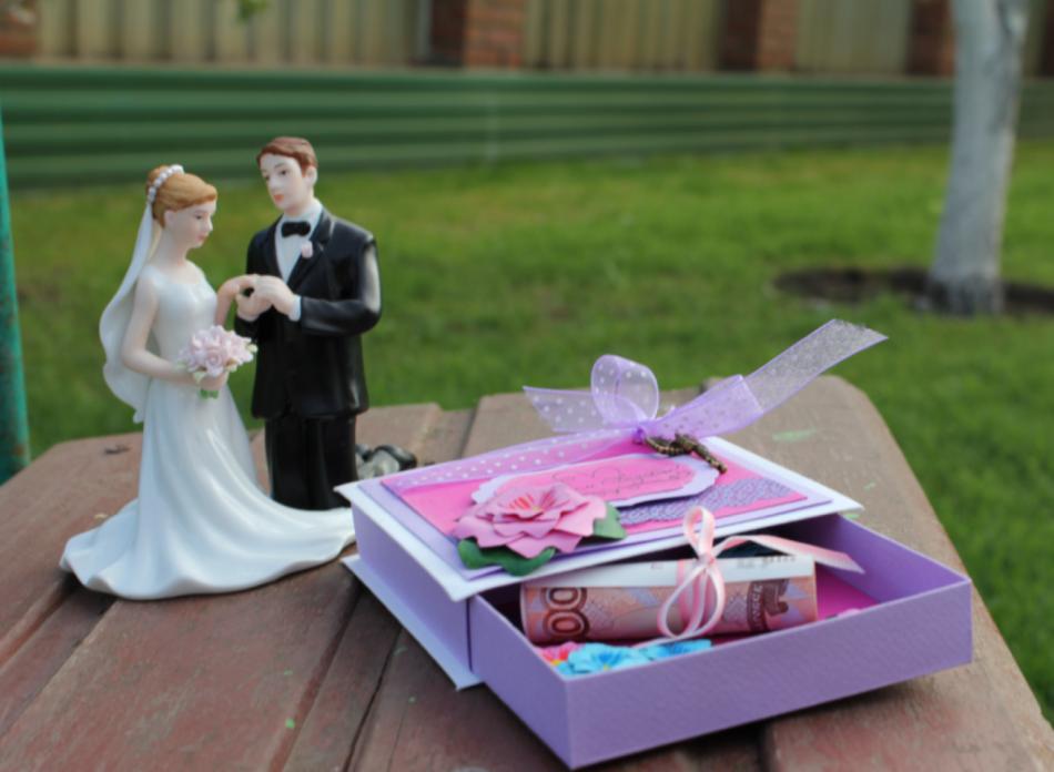 Сюрпризы на свадьбу в подарок молодоженам