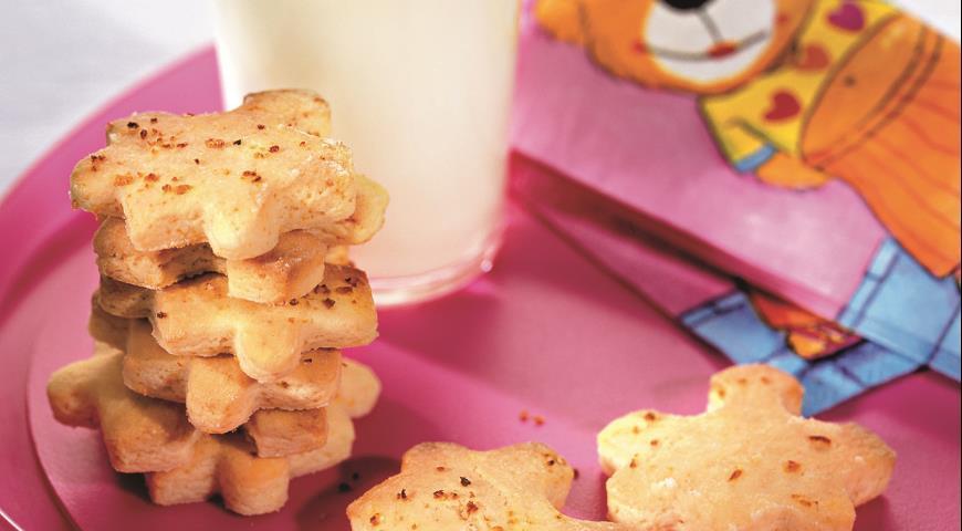 Творожное печенье рецепт с пошагово для детей