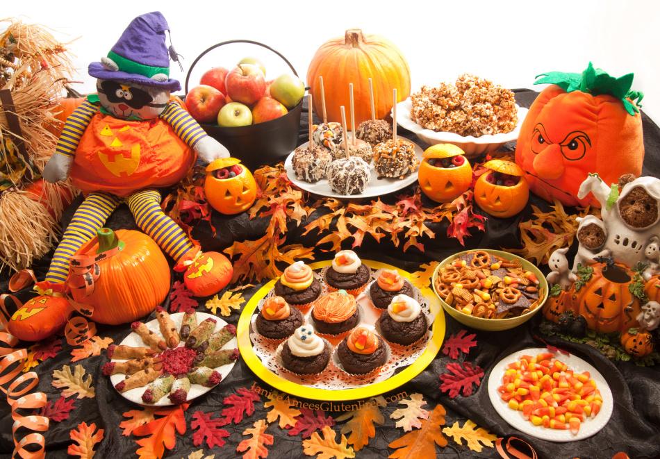 Рецепты на Хэллоуин - блюда простые и страшные 4