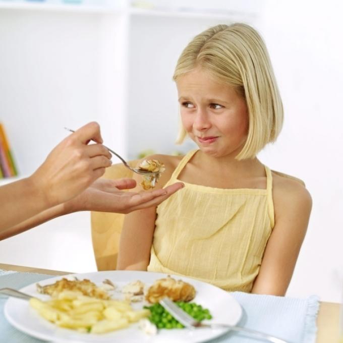 Плохо ест недоношенный ребенок