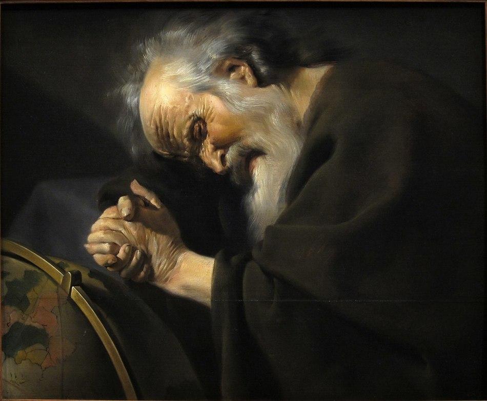 Художественное представление гераклита в процессе создания философских диалогов