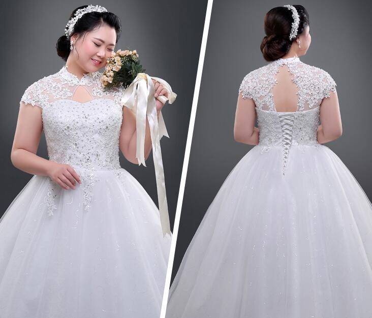 Как сшить красивое свадебное платье 32