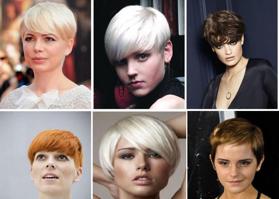 Прически 2015 года женские на короткие волосы фото