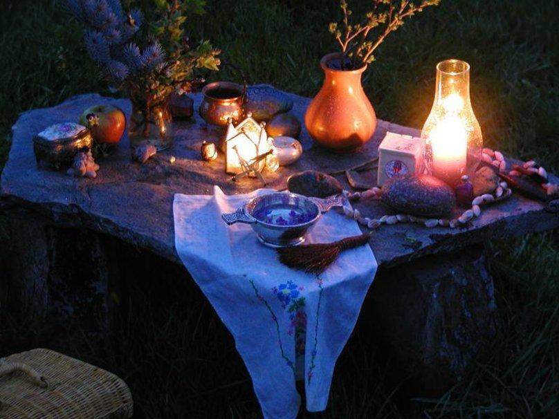 Ритуал на избавления от безденежья