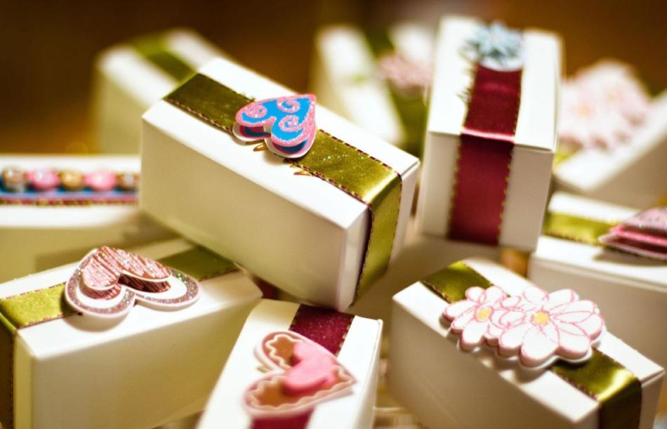 необычный подарок к свадьбе