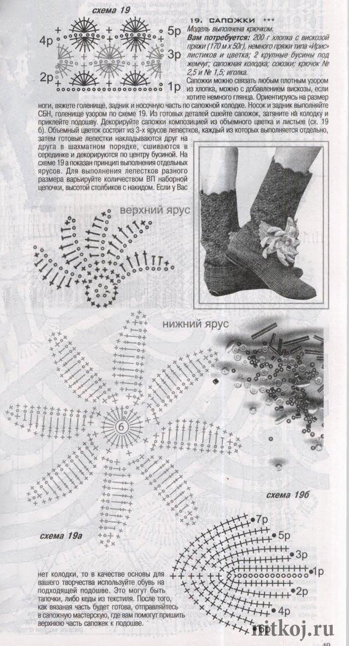 объемная снежинка подробная схема