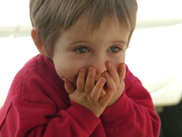новости почему ребенок боится повышенного тона для