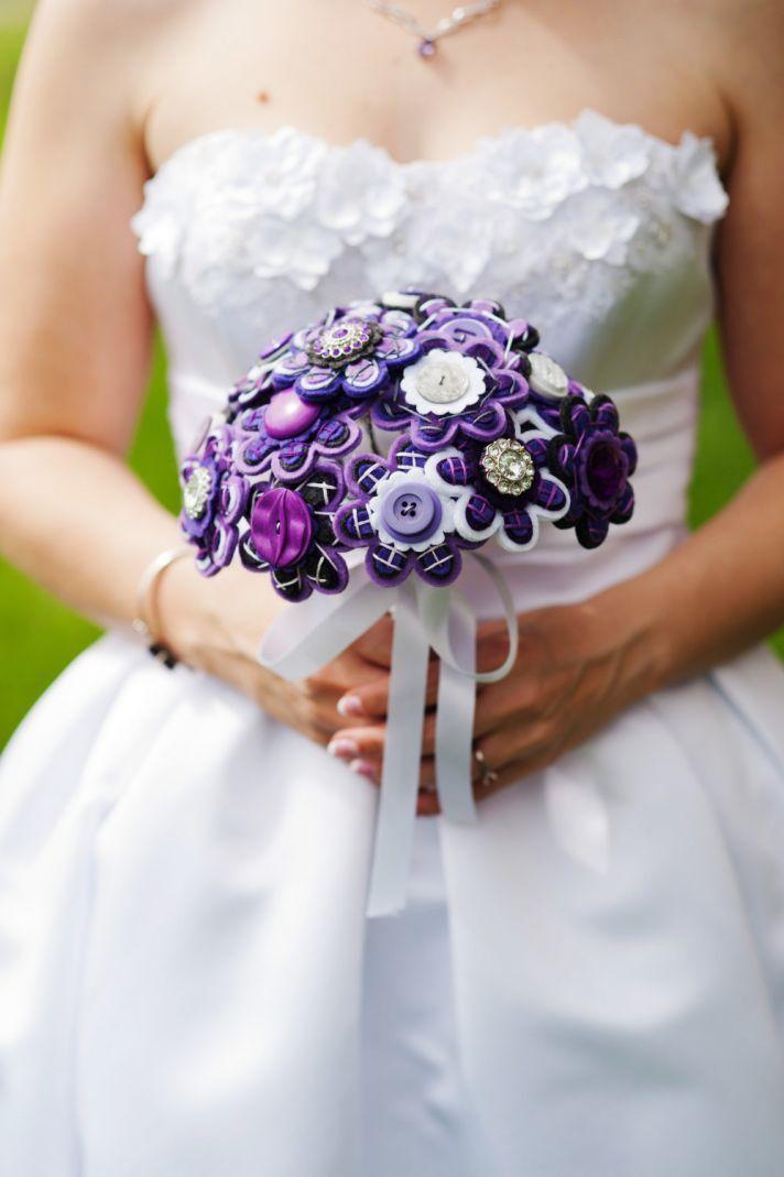 Идеи свадебные букеты