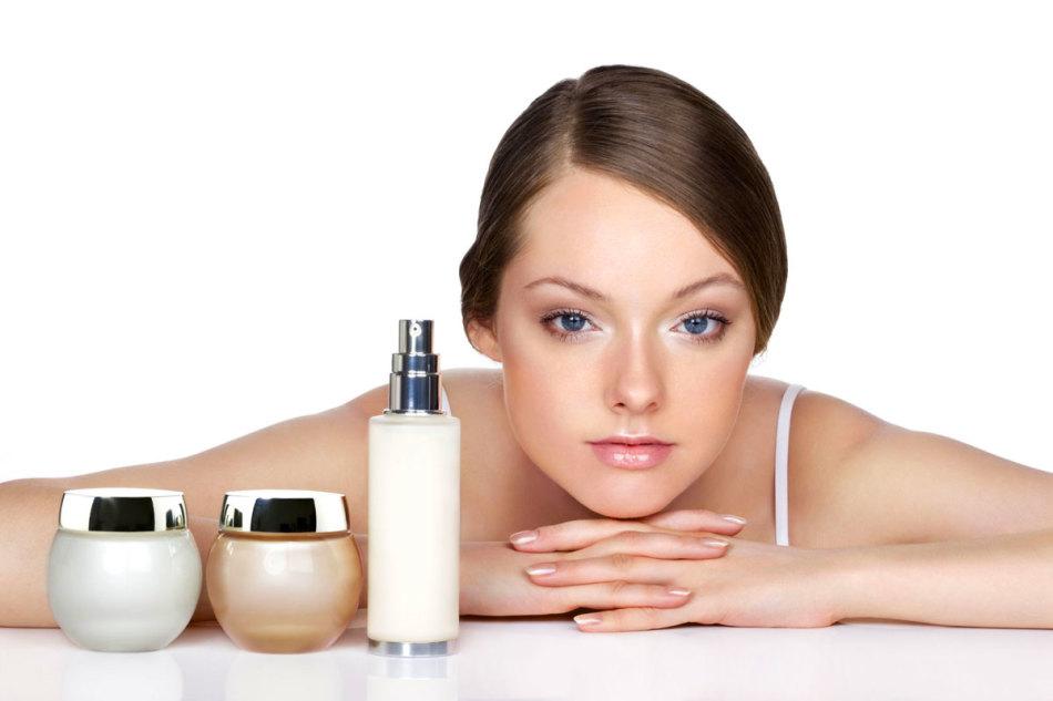 Как на кожу влияет косметика на