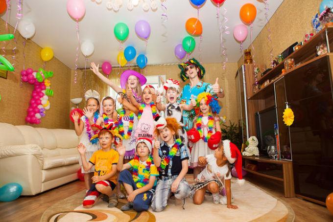 Детское конкурсы на день рождения в домашних условиях