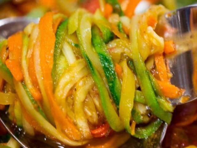 кабачки на зиму самые вкусные рецепты с фото