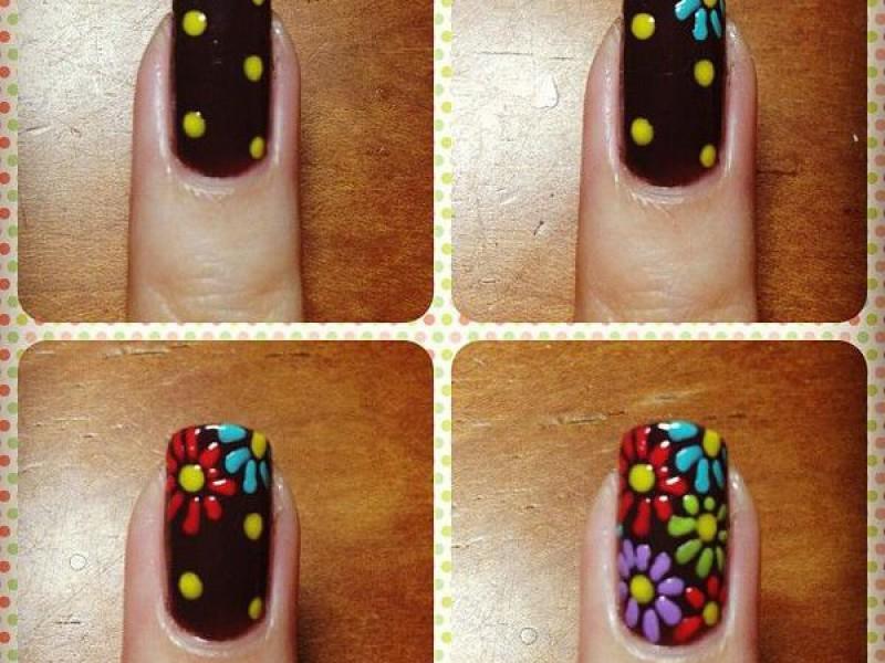 Идеи для дизайна ногтей для начинающих фото