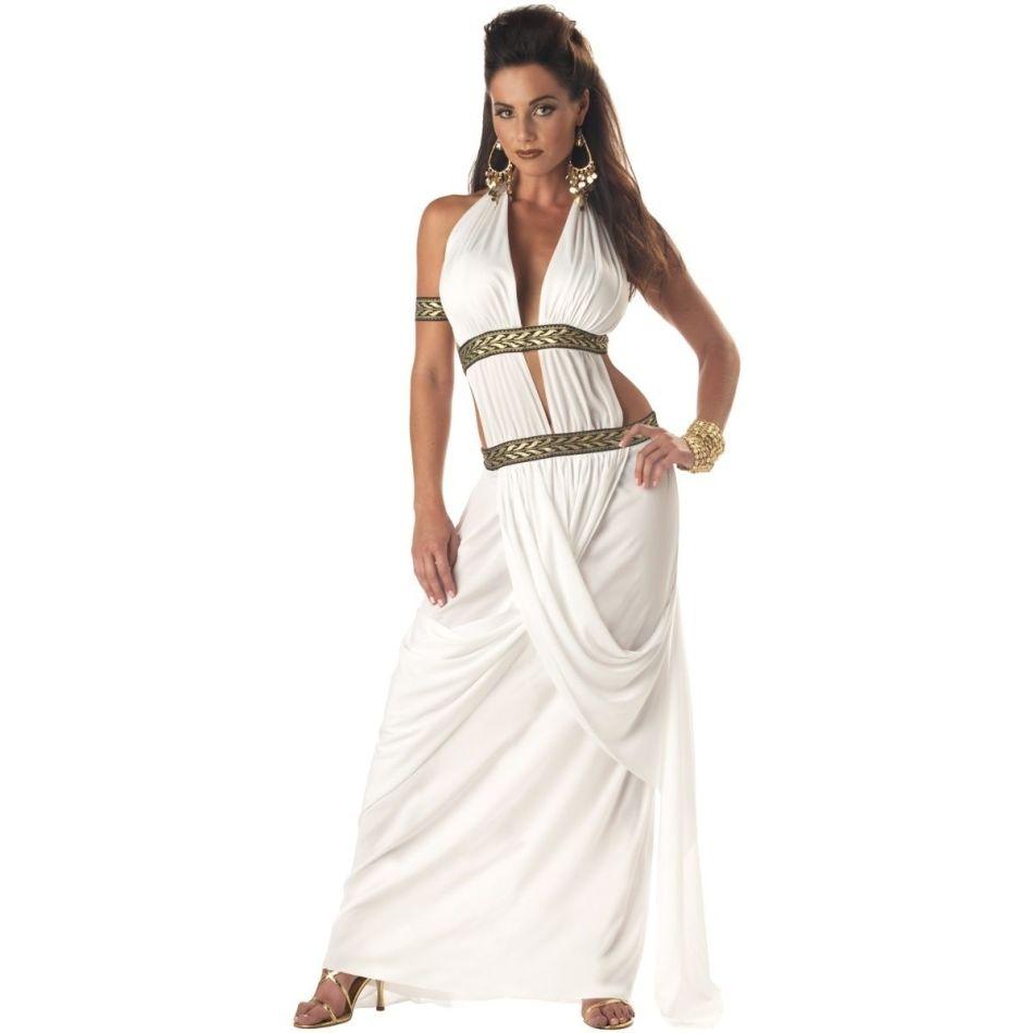 Как сшить просто белое платье