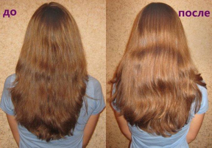 На какие волосы наносить кефир