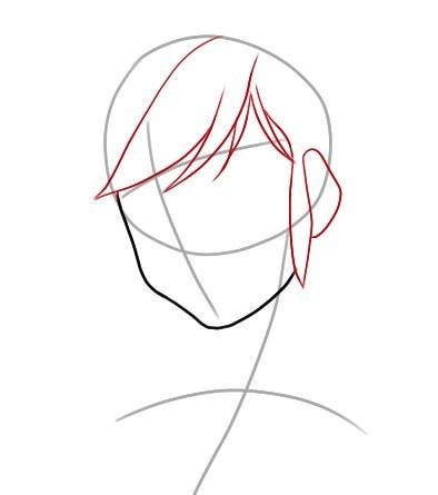Как нарисовать леди баг своими руками 765