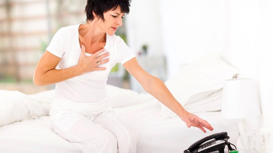 Симптомы инфаркта миокарда у людей после 40 лет