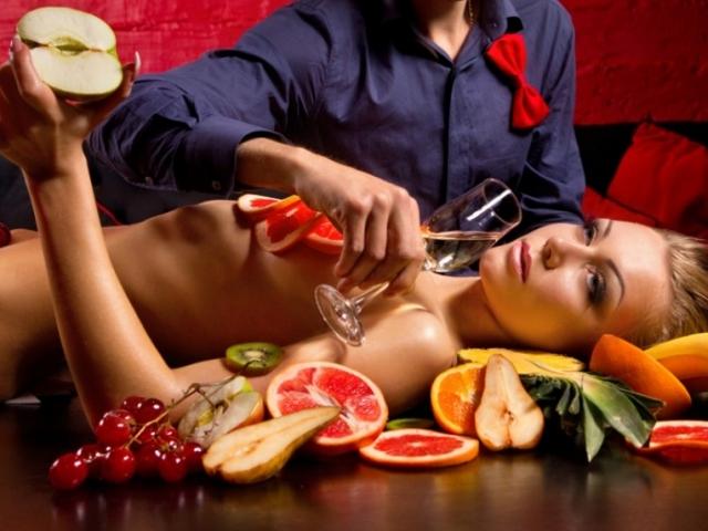 Секс игры с едой какие лучше