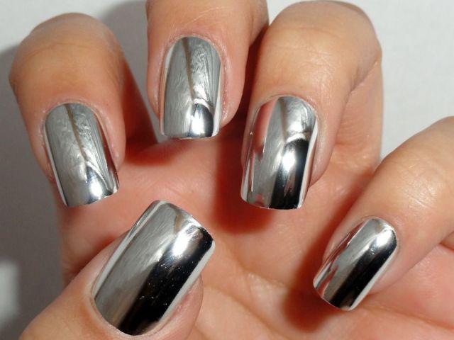 Как сделать втирку на гелевых ногтях