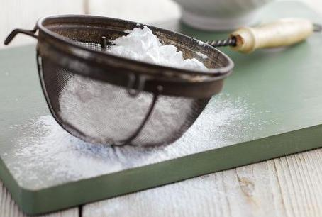 Как из сахара сделать пудру без кофемолки