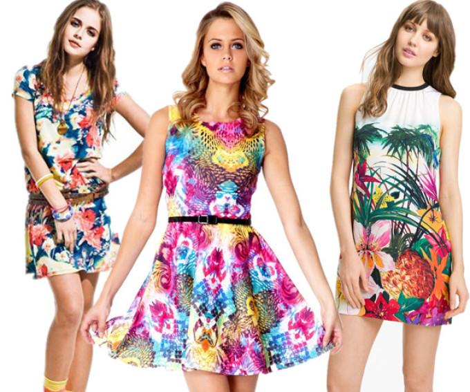 Платье летнее для полных фото новые модели сезона
