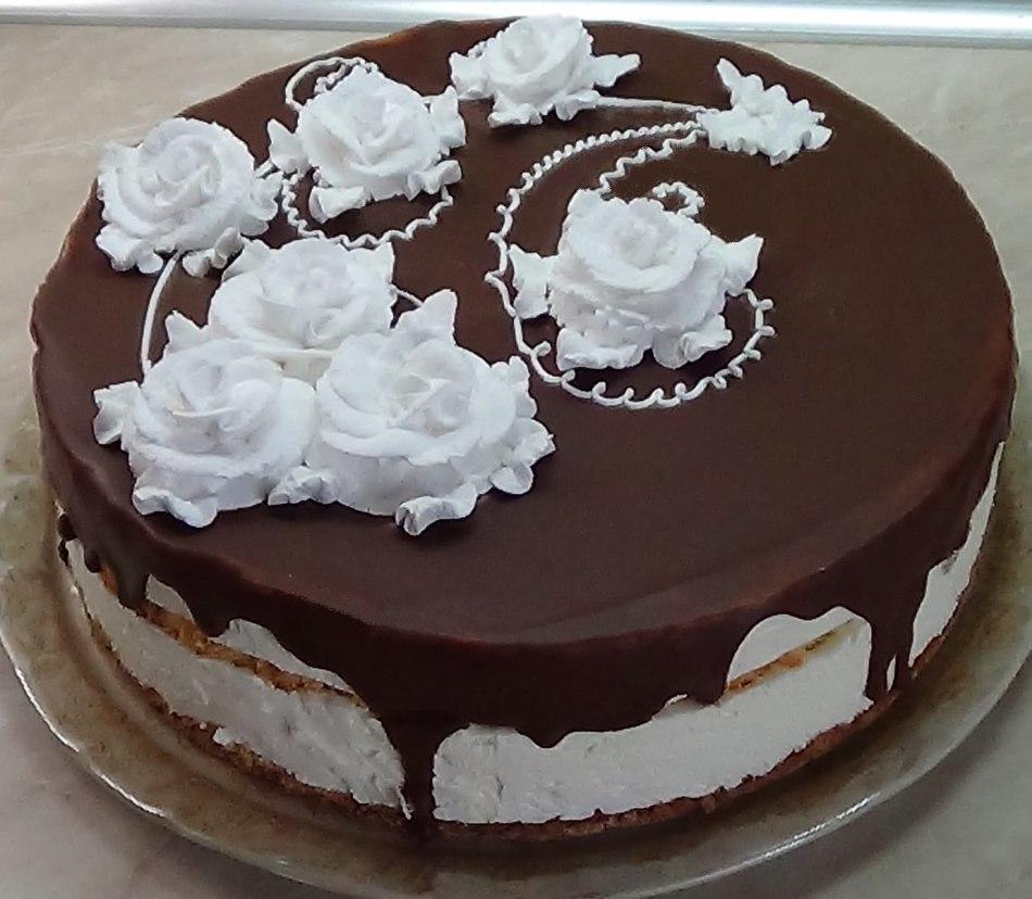 Рецепт пошаговый торта птичье молоко