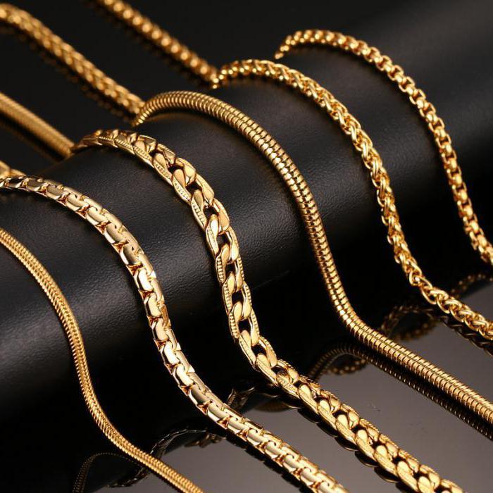 Как в домашних условиях почистить золотую цепь 407