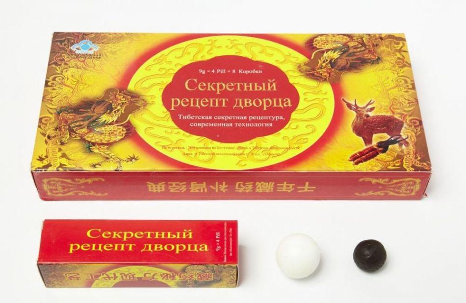 лучшие китайские препараты для повышения потенции