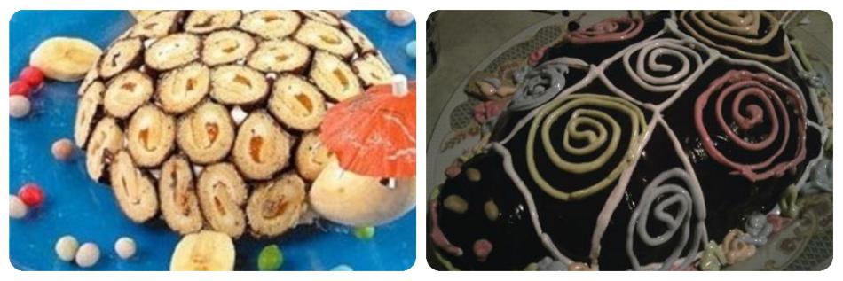 Рецепт торт черепаха с фото на сковороде