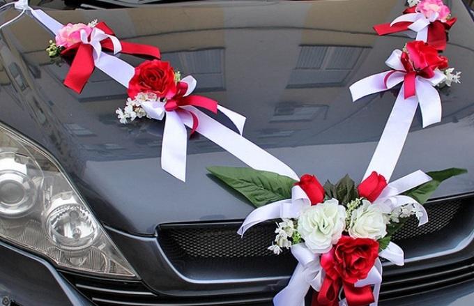 Идеи на свадьбу своими руками на машину