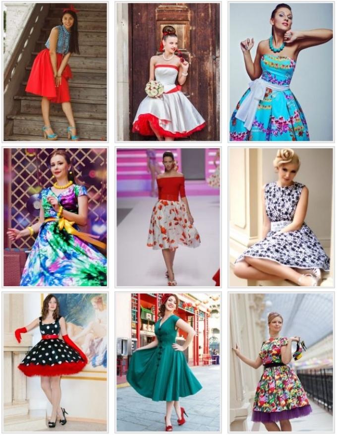 Стиляги Фото Одежда Для Женщин