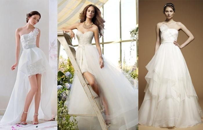 Свадебное платье трансформер. купить