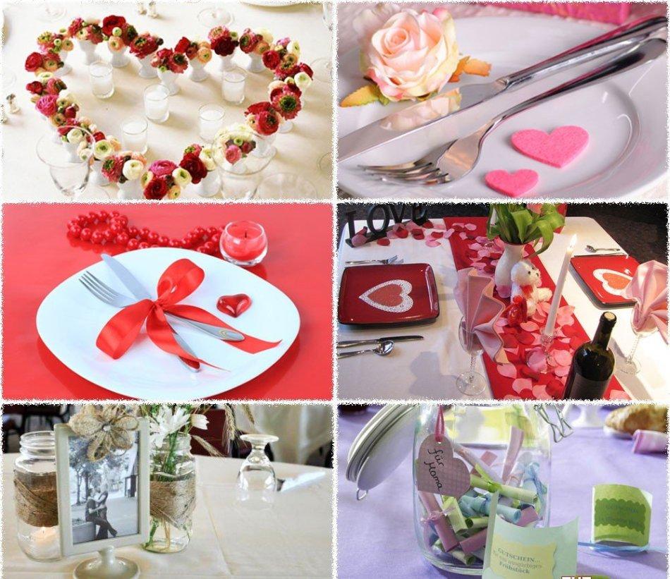 Как украсить стол на годовщину свадьбы своими руками фото 49