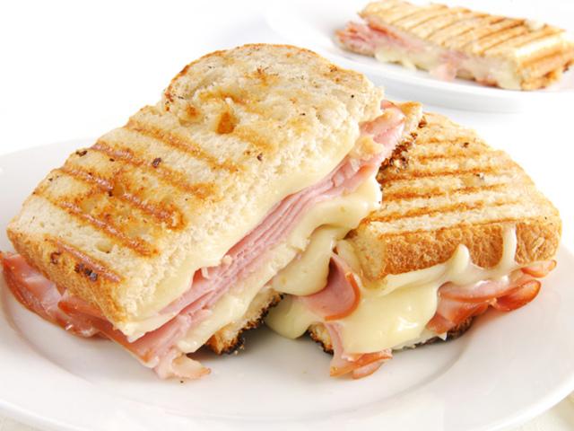Как сделать вкусный горячий бутерброд в духовке 61