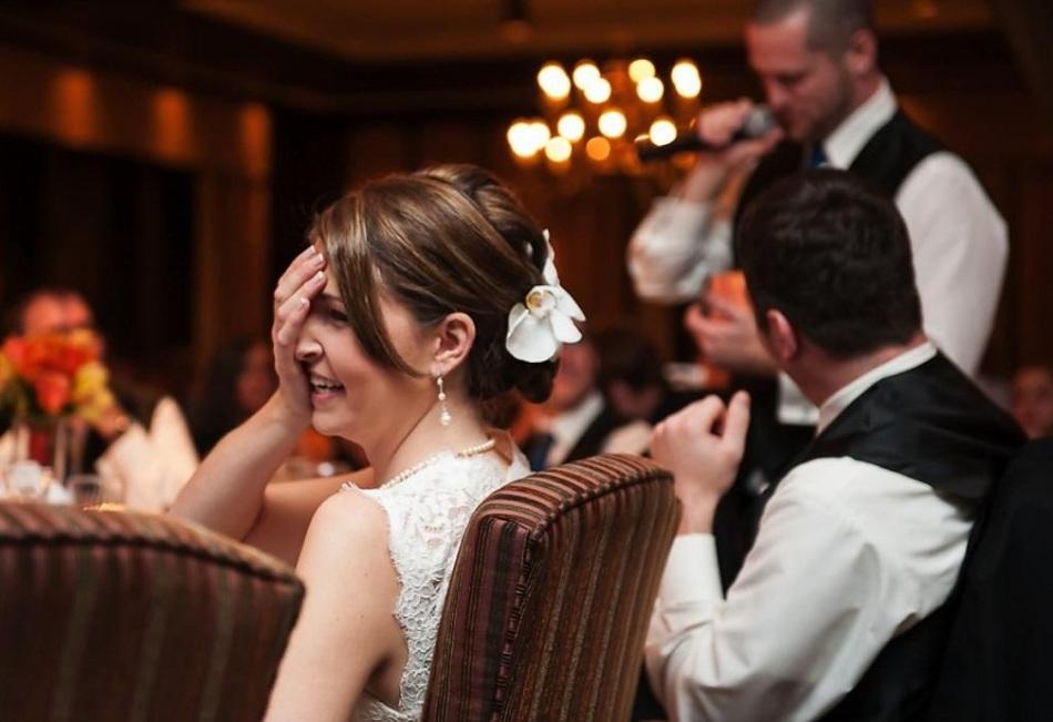 Прикольные поздравления на свадьбу от крестного