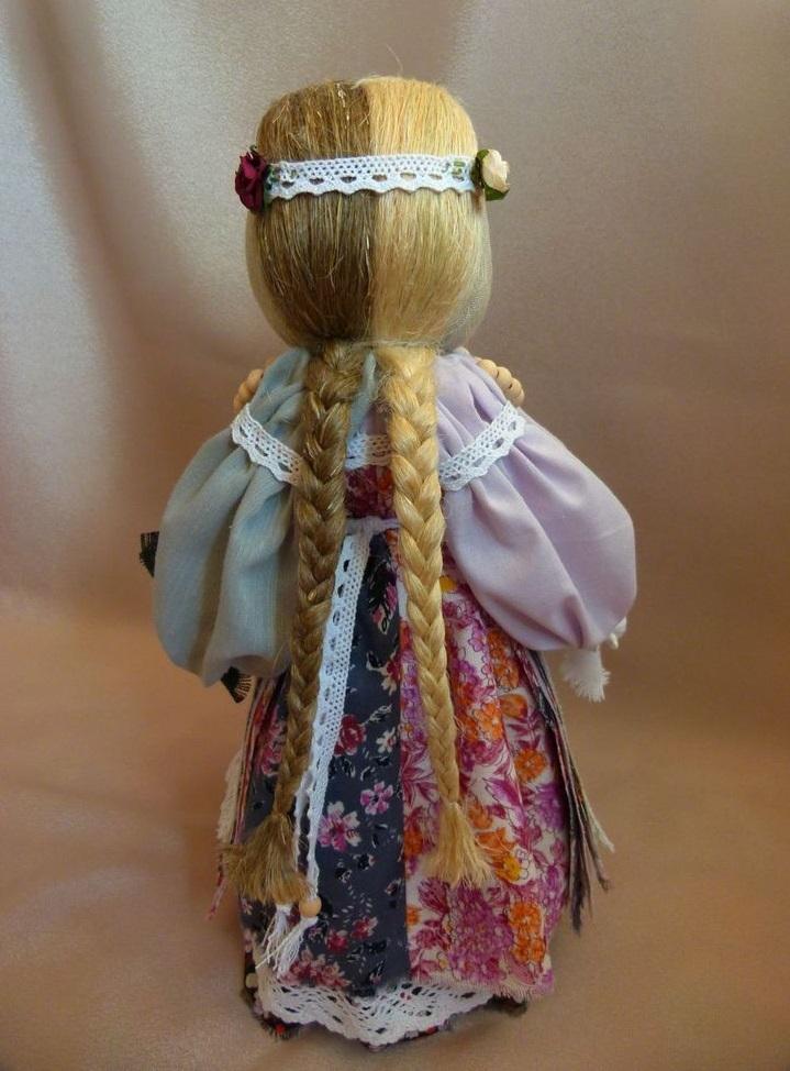 Тряпичная кукла желанница своими руками мастер класс фото поэтапно 4