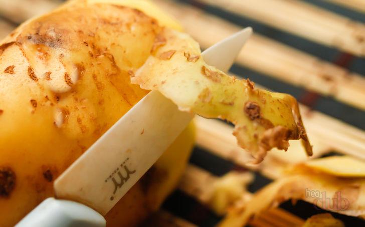 Как из картошки сделать чипсы в духовке дома
