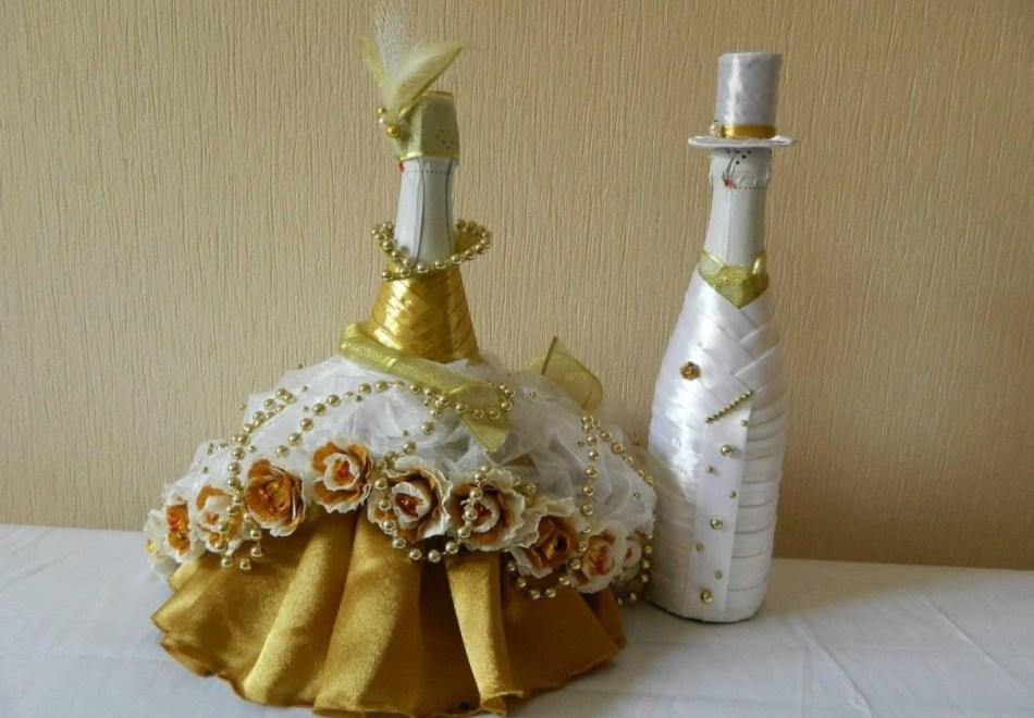 Подарки своими руками на золотую свадьбу