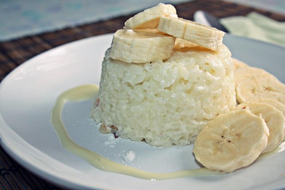 как приготовить рисовый пудинг в домашних условиях