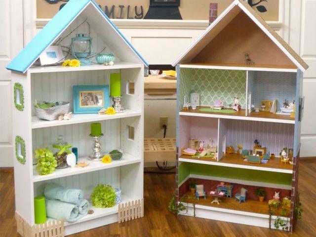 Кукольный домик своими руками: 3 мастер-класса и 30 фото-идей