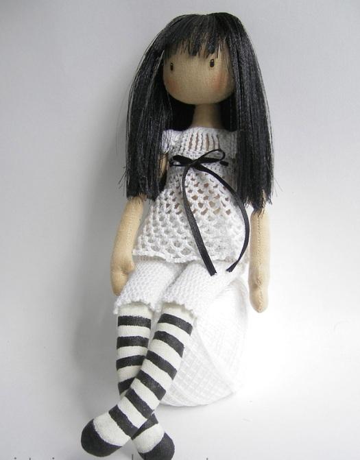 Сшить куклу своими руками ребёнку