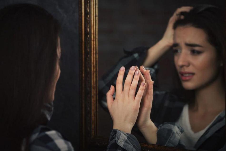 Не ссорьтесь и не плачьте перед зеркалом